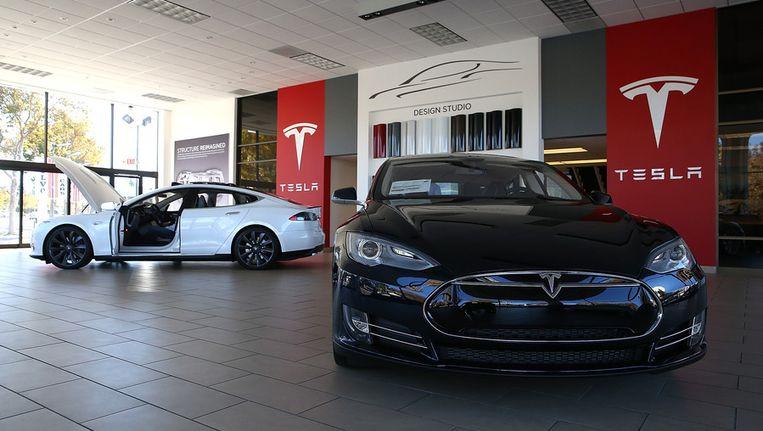 Tesla Verkoopt Minder Elektrische Auto S Dan Verwacht Auto Hln