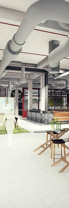 Zo gaat de vernieuwde Performance Factory in Enschede eruitzien