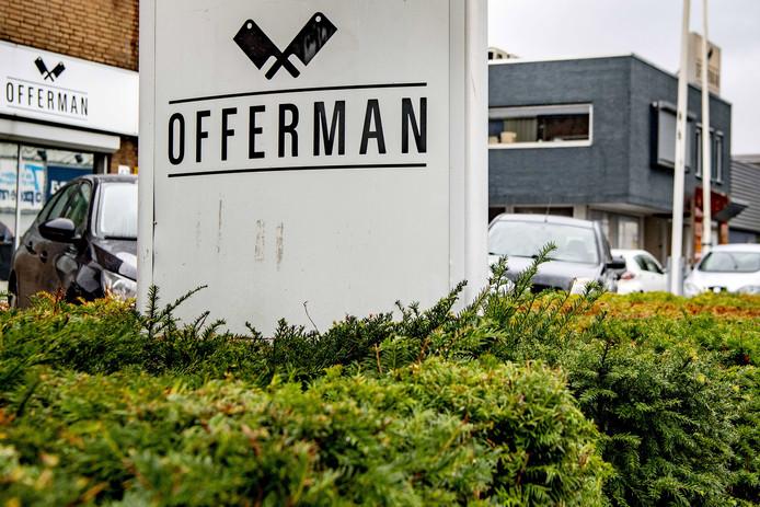 De Nederlandse vleeswarenproducent Offerman in Aalsmeer