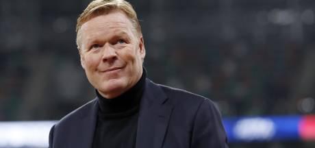 Ronald Koeman slaat aanbod FC Barcelona af