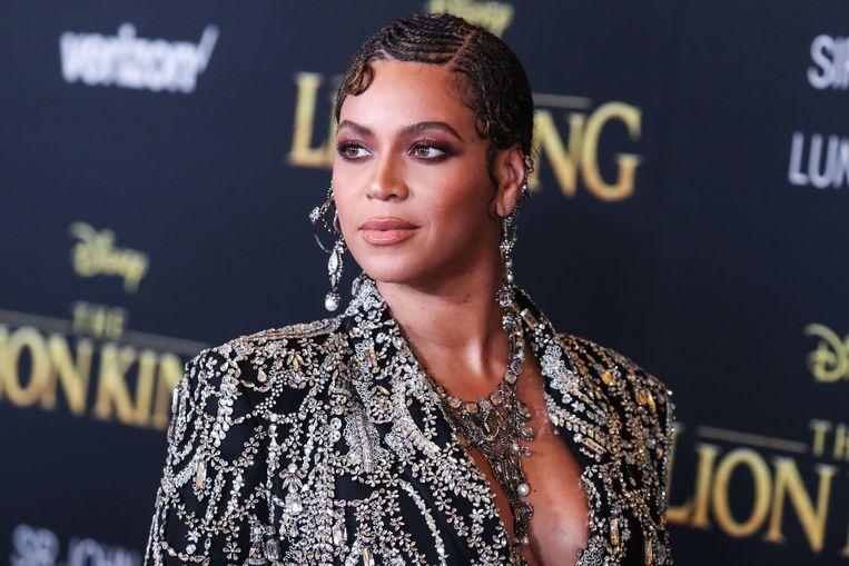 Beyoncé stelde de soundtrack voor 'The Lion King' samen. Daarin gaan westerse urbansterren in duet met de top uit de Nigeriaanse scene. Beeld Photo News