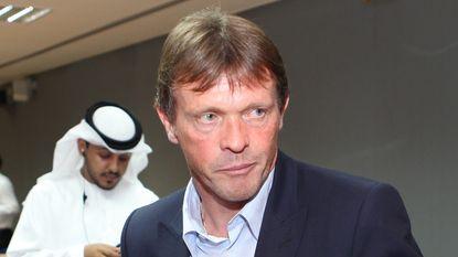 Ontslagen Frank Vercauteren wil in Midden-Oosten blijven