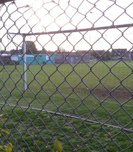 Start van aanleg voetbalvelden HRC'14 loopt twee maanden vertraging op
