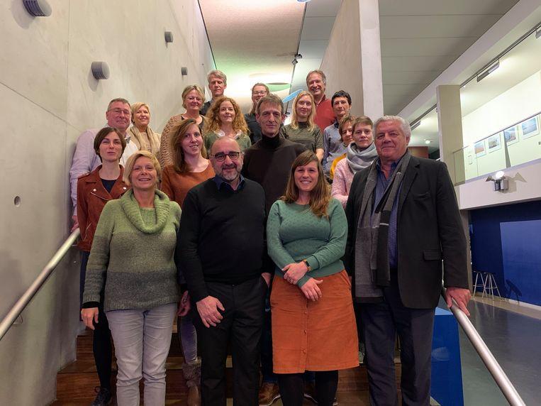 Er zijn heel wat betrokkenen bij de oprichting de eerstelijnszone Oostende-Bredene.