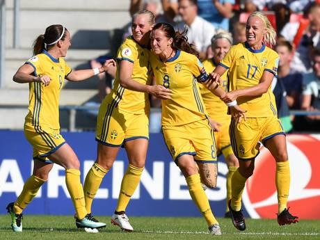 Oranje treft Zweden in kwartfinale: 'Enschede nu echt haalbaar'
