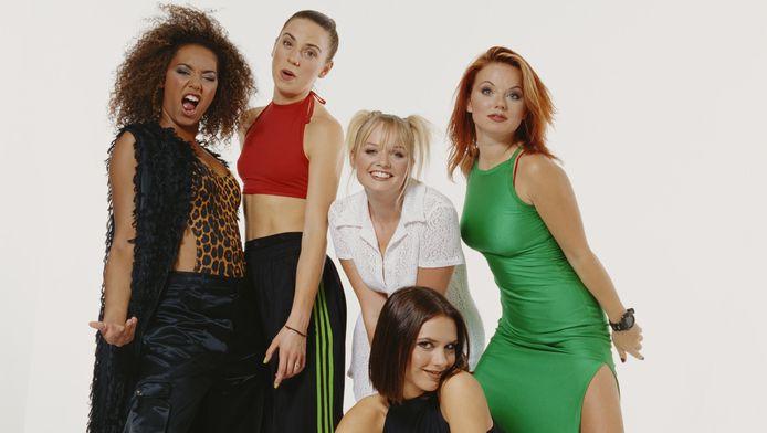 Waar zijn de ooit zo beroemde Spice Girls nu?   Show   AD.nl