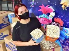 Geen popcorn of cola meer voor bij de film: bioscopen lopen een derde aan inkomsten mis