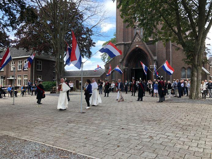 Afscheid van de Willibrorduskerk in Heeswijk-Dinther