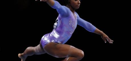 Titrée à la poutre, Simone Biles s'offre le record de médailles mondiales