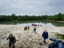 Recreatieplas tussen Bruinehaar en Langeveen wordt beter toegankelijk voor rolstoelgebruikers en jonge gezinnen