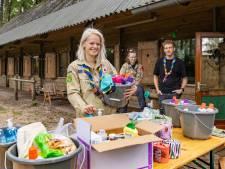 Scouts uit Dalfsen schieten getroffen Limburg te hulp: 'Voelt niet goed als we niets doen'