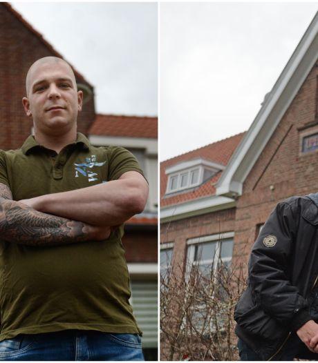 René en Wesley willen ondanks het imago dolgraag in de Goorse volkswijk Tuindorp wonen: 'Ik heb hier alles'