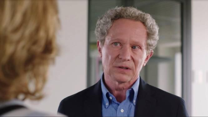 'Witse'-acteur Mark Stroobants duikt op in 'Thuis'