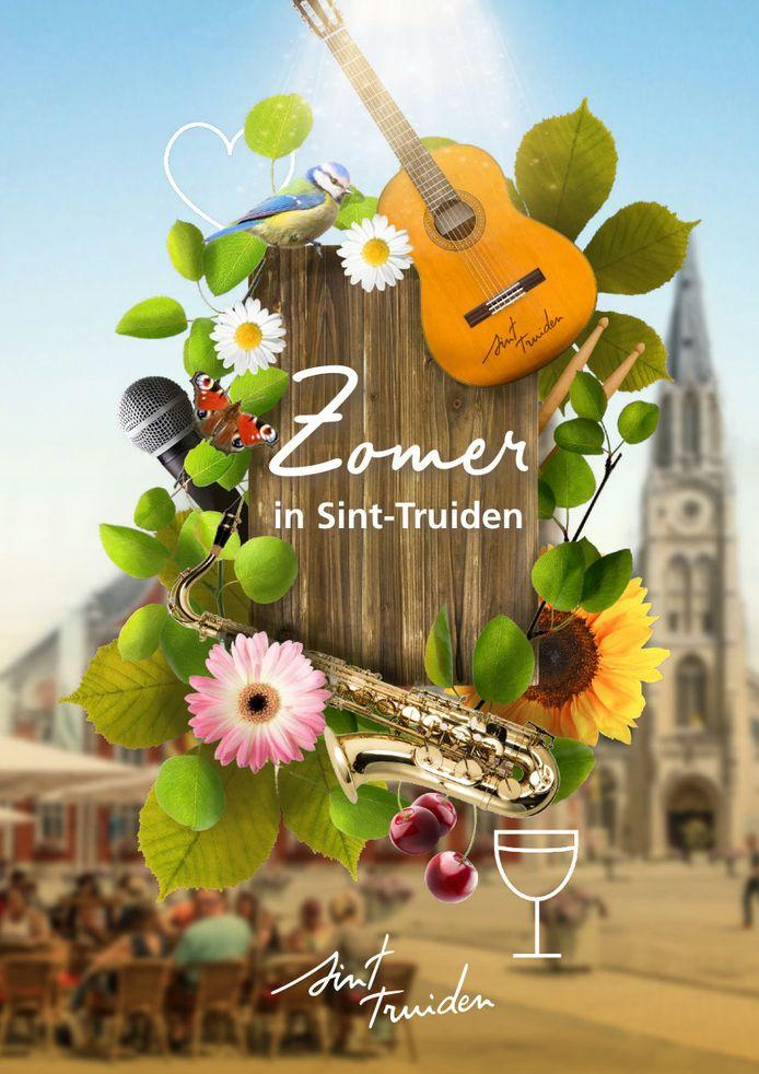 Sint-Truiden pakt samen met Shop & The City uit met een ultiem vakantiegevoel op de Truiense terrassen.