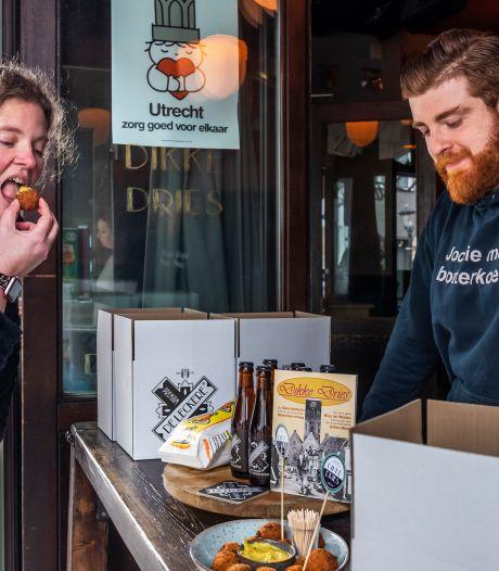 Utrechtse 'Vockingworst' nu ook als 'haute friture' bitterbal of kroket in de schappen te vinden