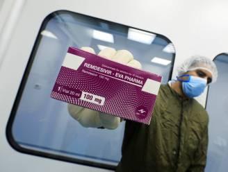 WHO raadt gebruik van Remdesivir bij coronapatiënten af