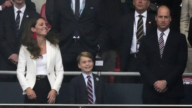 """""""Voetbalmatches waren slimme manier om prins George te trainen voor koningschap"""""""