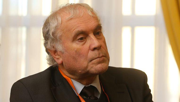 Eric van Rompuy, Kamerlid en inwoner van Sterrebeek.