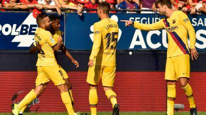 LIVE (21u). Valencia trekt naar Camp Nou, Messi nog altijd niet fit bij Barcelona