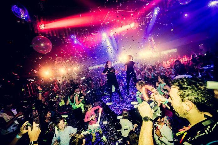 De Family Rave Party is een feestconcept voor ouders én kinderen.