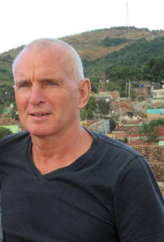 Kees Goos, voorzitter van de dorpsraad in Wijbosch.