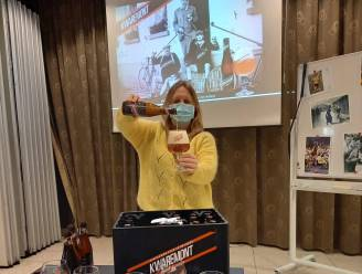Na alle corona-ellende: een bier- en wielrennenactiviteit in OLV Gasthuis
