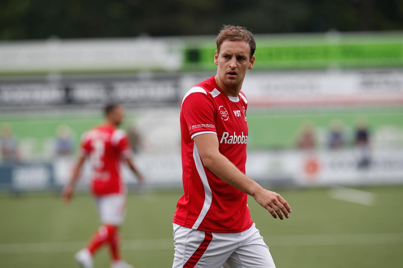 DOVO-speler Simon van Zeelst.