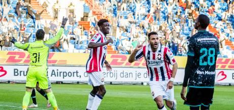 Willem II geeft fans een cadeautje: cruciale zege in heerlijke 'kelderderby' tegen RKC