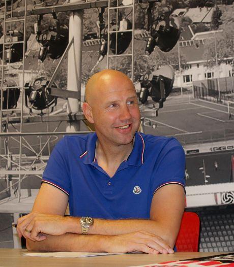 Bob Peeters terug in Nederland: voormalig spits Vitesse en Roda JC nieuwe coach TOP Oss