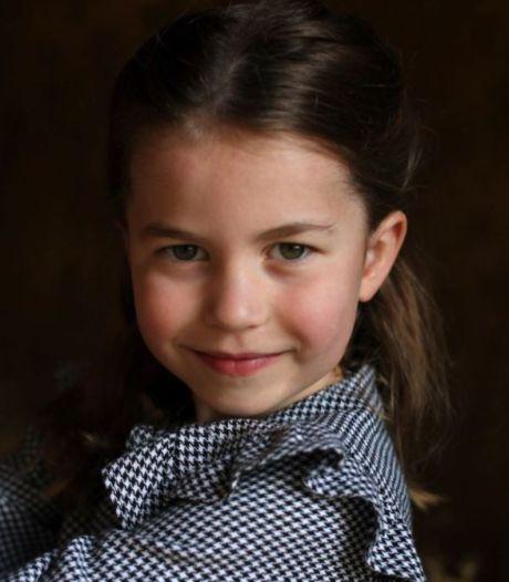 """La princesse Charlotte, 6 ans, affirme déjà son caractère: """"Je fais ce que je veux"""""""