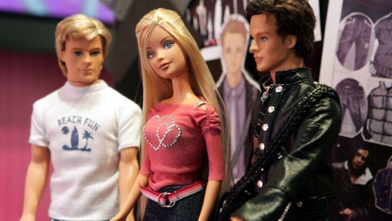 Barbie en Ken zijn nog altijd het uithangbord van Mattel. Beeld UNKNOWN