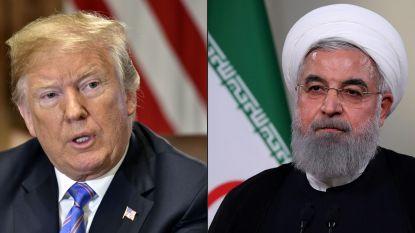 Trump dreigt met vergelding voor drone-aanval op Saudi-Arabië