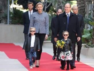 """Prinses Charlene neemt Jacques en Gabriella mee naar """"haar thuis"""""""