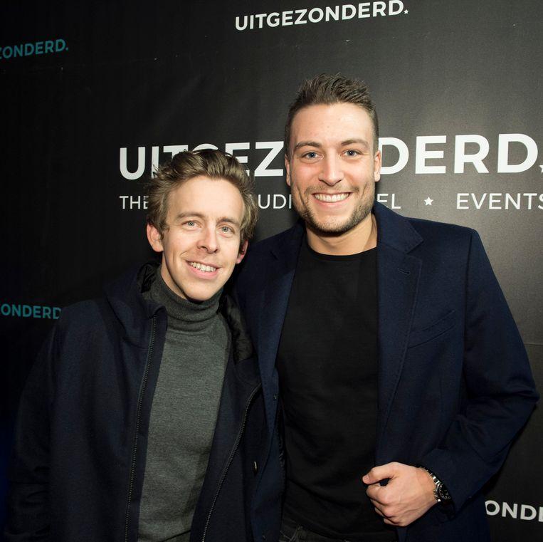 Jonas Van Geel en Viktor Verhulst