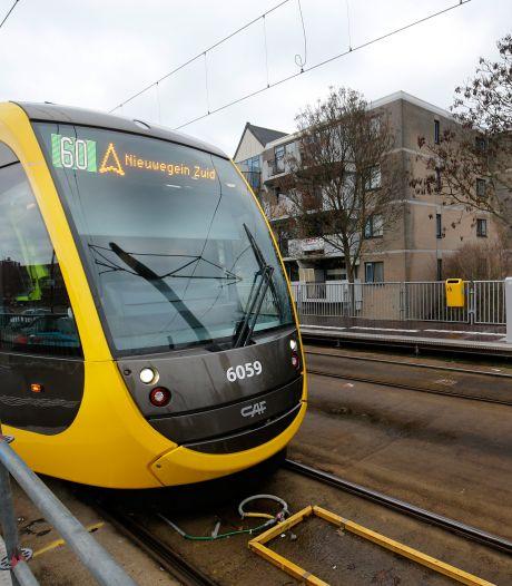 Opnieuw tegenslag voor Utrechtse trams, vierkante wielen maken veel herrie