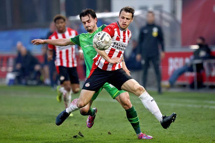 Jong PSV - De Graafschap.