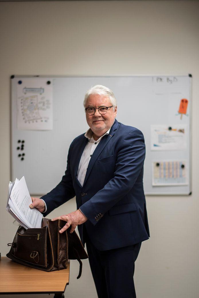 Marc Hendriks, voorzitter van de raad van bestuur van Ziekenhuis Rivierenland.