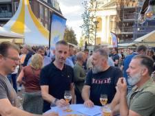 Genieten van zon, biertjes en elkaar in Oudenbosch