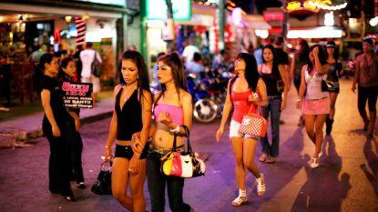 Thailand wil af van reputatie als bestemming voor sekstoerisme