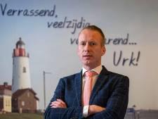 Burgemeester van Urk laat van zich horen: 'Ik ben echt niet met heel Urk in gevecht'