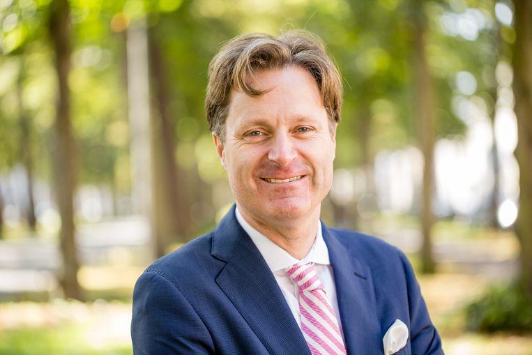 Paul Stamsnijder, partner van de Reputatiegroep. Beeld PS