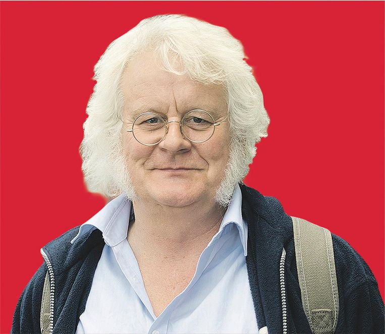 Britse reisschrijver schreef een boek over zijn tijd als writer in residence in Almere Beeld ANP