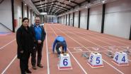 """Atletiekclub Volharding neemt indoorhal in gebruik: """"Sprintje trekken tot speerwerpen, zowat alle disciplines zijn hier mogelijk"""""""
