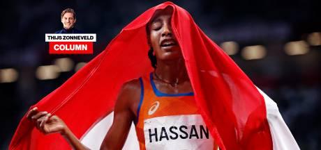 Column Thijs Zonneveld   Sifan Hassan passeerde haar concurrentes zo hard dat ze er een verkoudheid aan overhielden