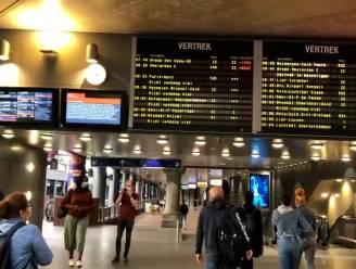 Treinverkeer tussen Antwerpen-Berchem en Mechelen paar uur volledig onderbroken