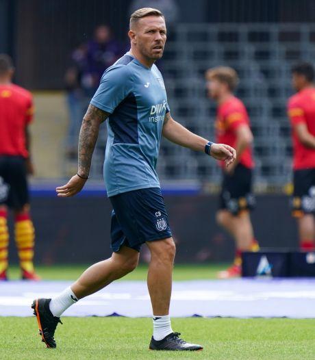 """Craig Bellamy, victime de dépression, quitte Anderlecht: """"Une personne et un coach unique"""""""