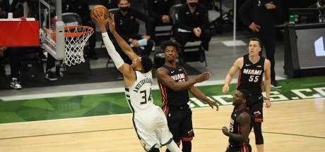 Milwaukee double la mise, Denver revient à égalité
