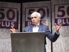 Crisis bij 50Plus: Kamerleden willen voorzitter Dales lozen, maar die weigert