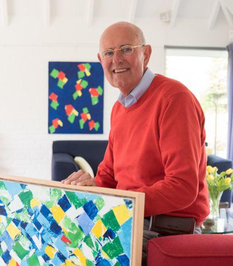 Neef Wim spant zich ervoor in: iedereen moet het werk van schilder Ben Joppe zien