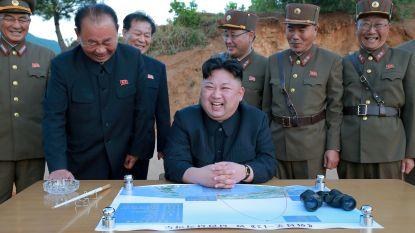 Kim Jong-un gaat op delicaat moment met grove borstel door legertop. Dit zit erachter